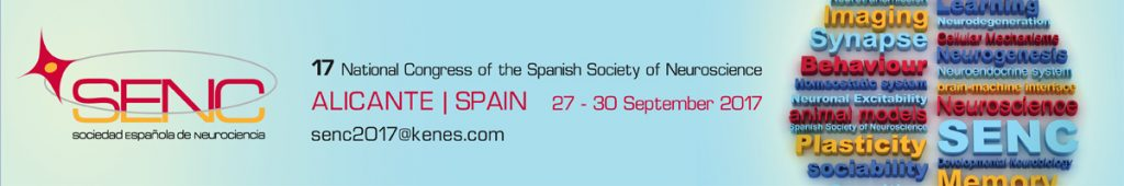 XVII Congress of the Spanish Society of Neurosciences